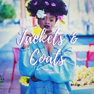 Jackets & Blazers - JACKETS & COATS Avail @KelzRoxThreadz #KRTKloset